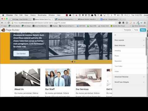 Best Page Builder Plugin for WordPress - Beaver Builder