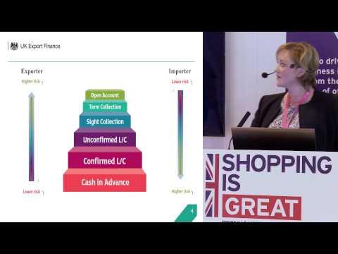 UKTI - Getting Export Finance