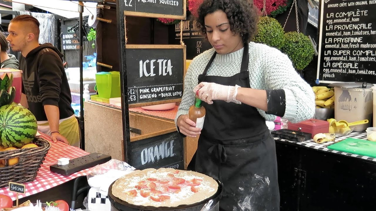 French Street London Street Food French