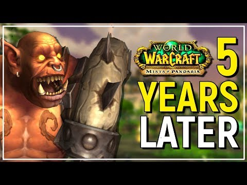 """The Legacy of MoP"" - World of Warcraft: Mists of Pandaria... 5 Years Later 