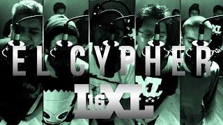 El Cypher 2 | Linea Dieciséis | Eric El Niño, Proof, Rc, Amehr & Pime Prod. Roy Games