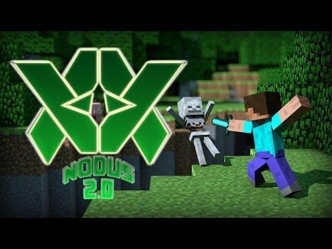 Minecraft - Nodus 2.0 PvP Hacked Client Slay - WiZARD HAX