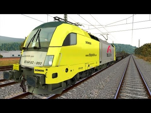 LET´S PLAY Train Simulator 2013 Folge 70 | Taurus | The European Rail Company by dw-agency