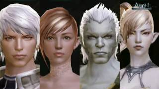 AION - Character Customization