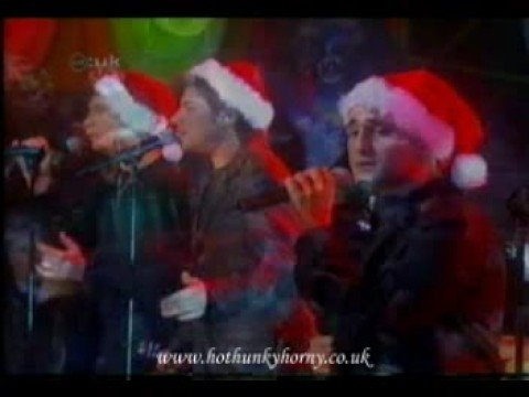 BLUE - LONELY THIS CHRISTMAS