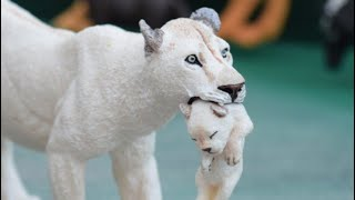 Learn Baby Animal Names - Toys For Kids