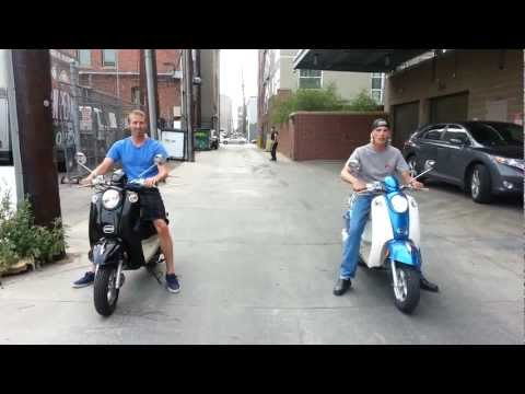 The difference between a chinese gy6 qmb139 tao tao  50cc scooter and 80cc scooter moped
