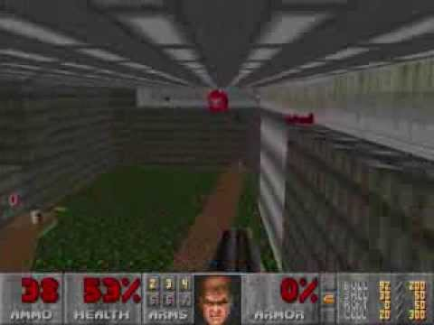 Pauls Gaming - Doom2 map - BALLLOCK