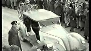 CICLISMO GIRO 1956 LA TREGENDA DEL BONDONE GAUL