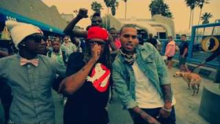 The Rej3ctz   Cat Daddy Starring Chris Brown  Faster Mode + Download Link