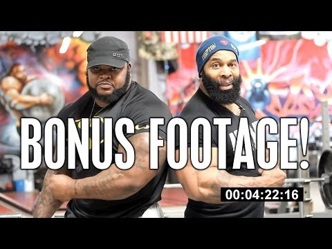 Bonus Ct And Hulk Footage:  Arm Measure, Bulo, Hulk Ups! video