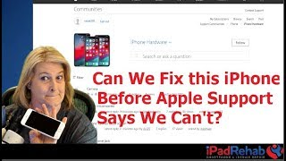 Can We Fix This iPhone 6s Before Apple Says We Can't?
