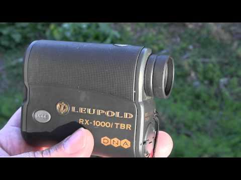 TGR reviews the Leupold RX-1000i Range Finder