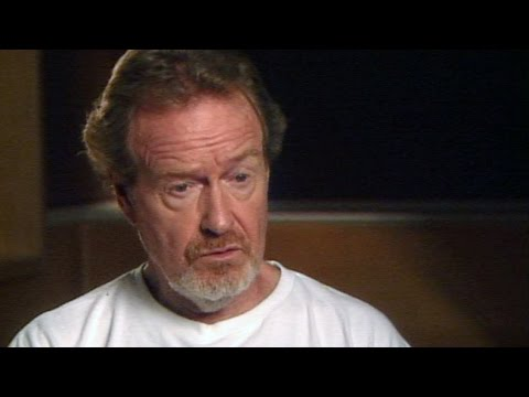 'Alien Director's Cut'  Ridley Scott Interview
