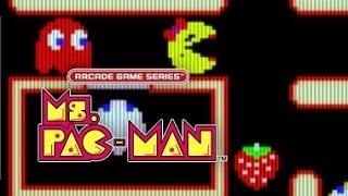 Ms. Pacman Late Night Stream!!