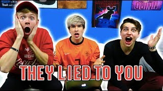 MYTHS YOU WERE TOLD GROWING UP W/ SAM AND COLBY