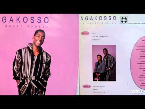 Ngakosso (Congo) & Soukous Stars (RDC) feat Lucien Bokilo & Richacha: Fifie LP (1991- Soukous)