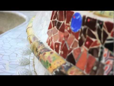 Parc Guell - Antoni Gaudí Architecture - City Video Travel Guide - Barcelona Tour