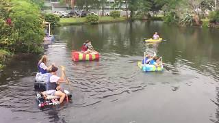 Physics Recycle Boat Race 2018