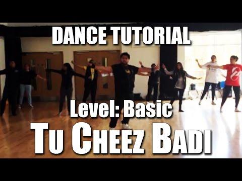 Tu Cheez Badi Bollywood Dance Tutorial - Basic Level video