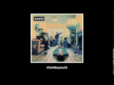 Oasis - Trailer映像を公開 「Definitely Maybe」(25th Anniversary)アナログ盤(Picture Disc) 2019年8月30日発売予定 thm Music info Clip