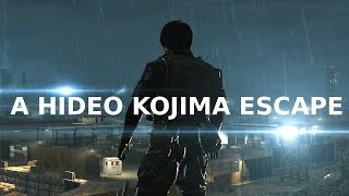 A HIDEO KOJIMA ESCAPE