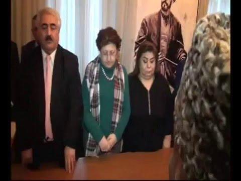 AZƏRBAYCAN AŞIQLAR BİRLİYİNƏ YENİ SƏDR SEÇİMİ 03.03.2016