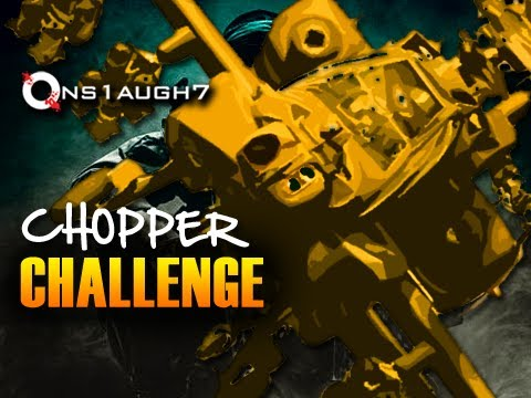 Chopper Challenge [2] (Challenge Series-Black Ops-Solo)