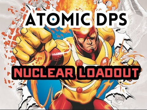 DCUO ATOMIC DPS | 2016 GUIDE | NUCLEAR LOADOUT