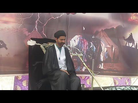 "Molana ""Qamar Sultan"" Sahab 3rd Majalis 1st Day Salana Majlis 2019 Chhajupura Sadat Bijnor UP"