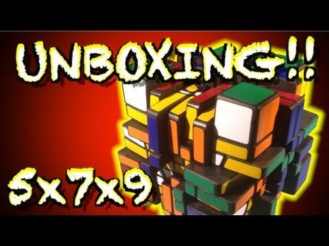 5x7x9 Unboxing!!!