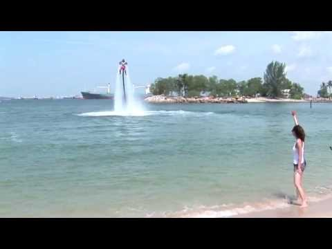 Singapore Water Sports Activities - SeaBreeze @ Wave House Sentosa