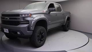 New 2019 Chevrolet Silverado 1500 RST Apex Lifted Truck
