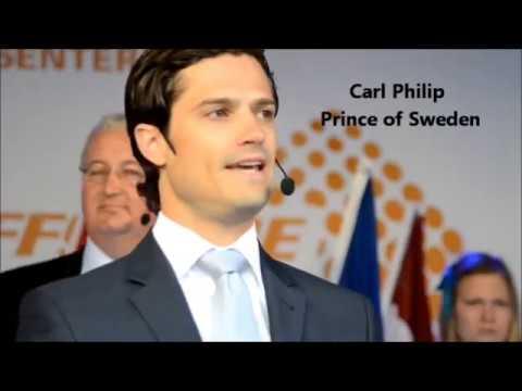 Prince Carl Philip (Sweden)