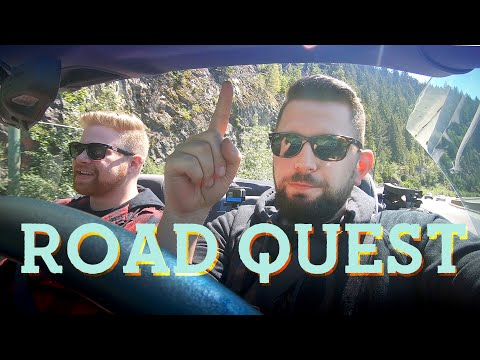 Getting Off the Island || Road Quest Ep1