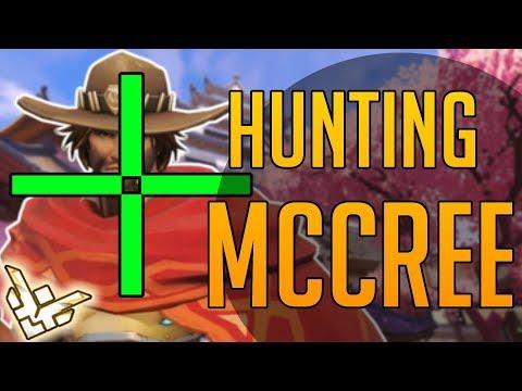 Overwatch - HUNTING MCCREE