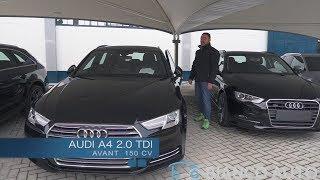 Bianco Auto | Audi A4 Avant 2.0 TDI 150 CV Sport S-Line
