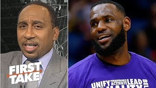 Stephen A. & Max Kellerman's Lakers vs. Clippers predictions | First Take