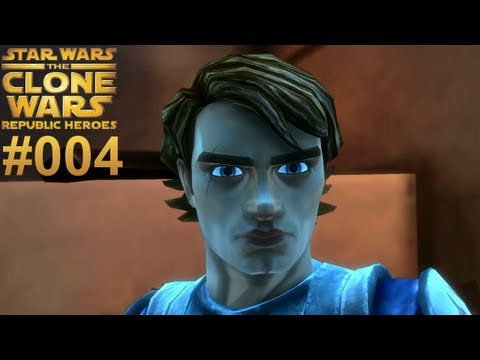 Let's Play Star Wars The Clone Wars Republic Heroes #004 [Together] [Deutsch] [Full-HD]