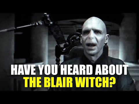Harry Potter and the Blair Witch (or Wizard) Project