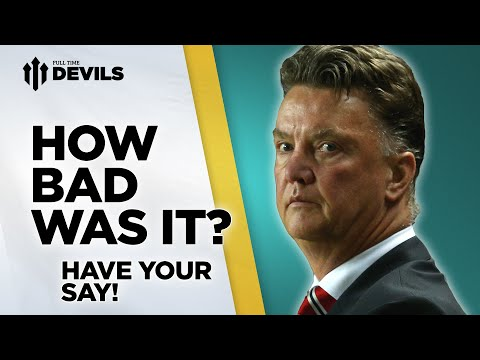 How Bad Was It? | Leicester vs Manchester United | Have Your Say!