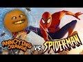Annoying Orange vs Spider-Man thumbnail