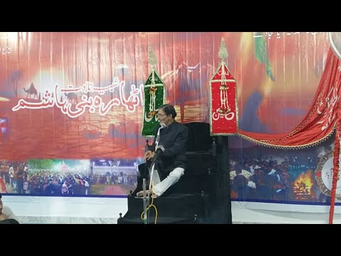 """Julus-e-Aza """"18 Bani Hashim"""" 1st Majlis Japla Hussainabad"""
