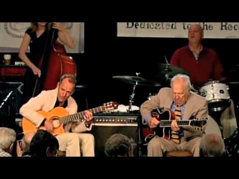 Bucky Pizzarelli&Jacob Fischer at Arborsjazz