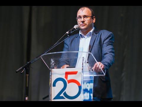 Discurs - Cirstioc Claudiu - Beszéd 2019 03 09