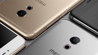 Обзор флагманского смартфона Meizu Pro 6