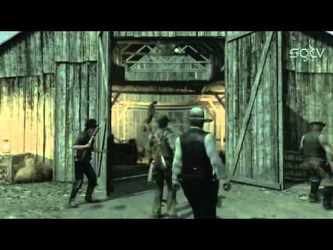 Видео-обзор игры Red Dead Redemption от StopGame.