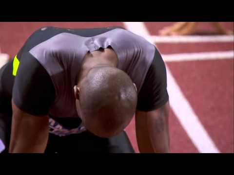 Nickel Ashmeade  (20.02) 200m- IAAF Diamond League Monaco 2012
