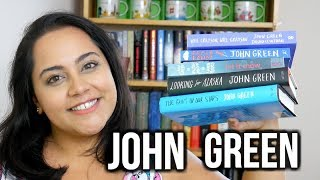 LEAST TO MOST FAVORITE JOHN GREEN BOOKS + TURTLES ALL THE WAY DOWN EXPECTATIONS