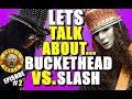 Let's Talk About Buckethead vs Slash (Episode #2) thumbnail